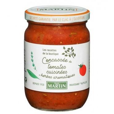 Concassée de tomates cuisinées 240g