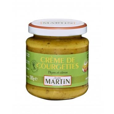 Crème de courgettes 110g