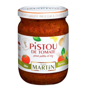 Pistou de tomate 240g