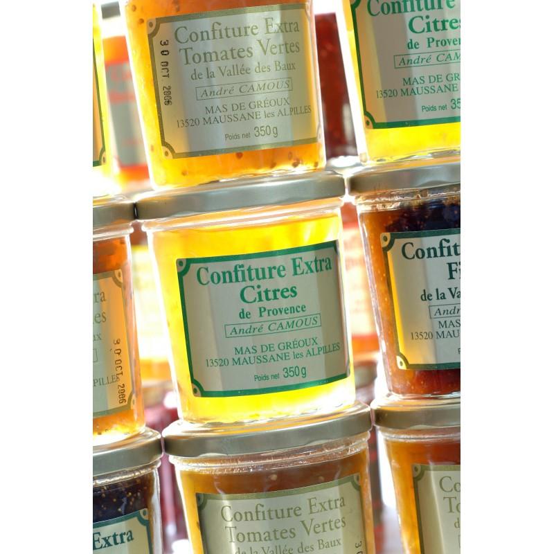 Confiture de citres de Provence 350g