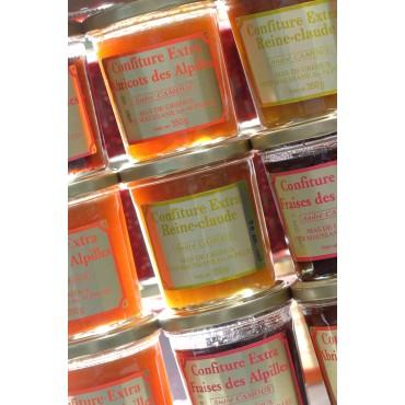 Confiture aux abricots des Alpilles 350g