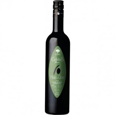 Huile d'olive fruité vert en bouteille 500ml