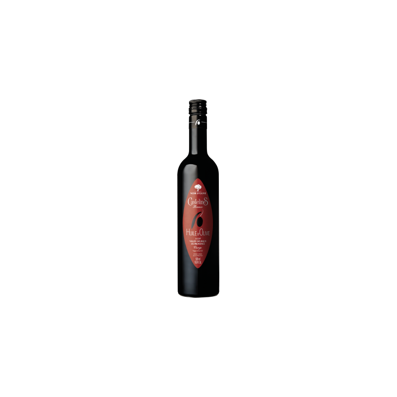 Huile d'olive Noir d'olive en bouteille 500ml