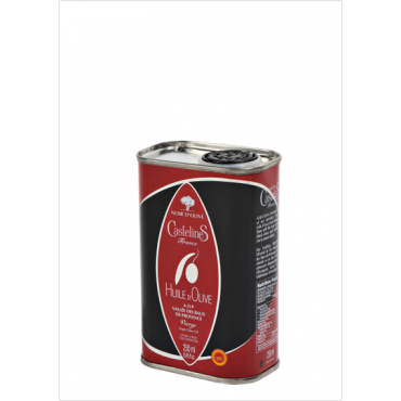 Huile d'olive Noir d'olive en bidon 250ml