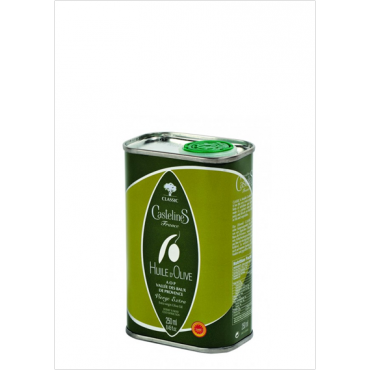 Huile d'olive fruité vert en bidon 250ml