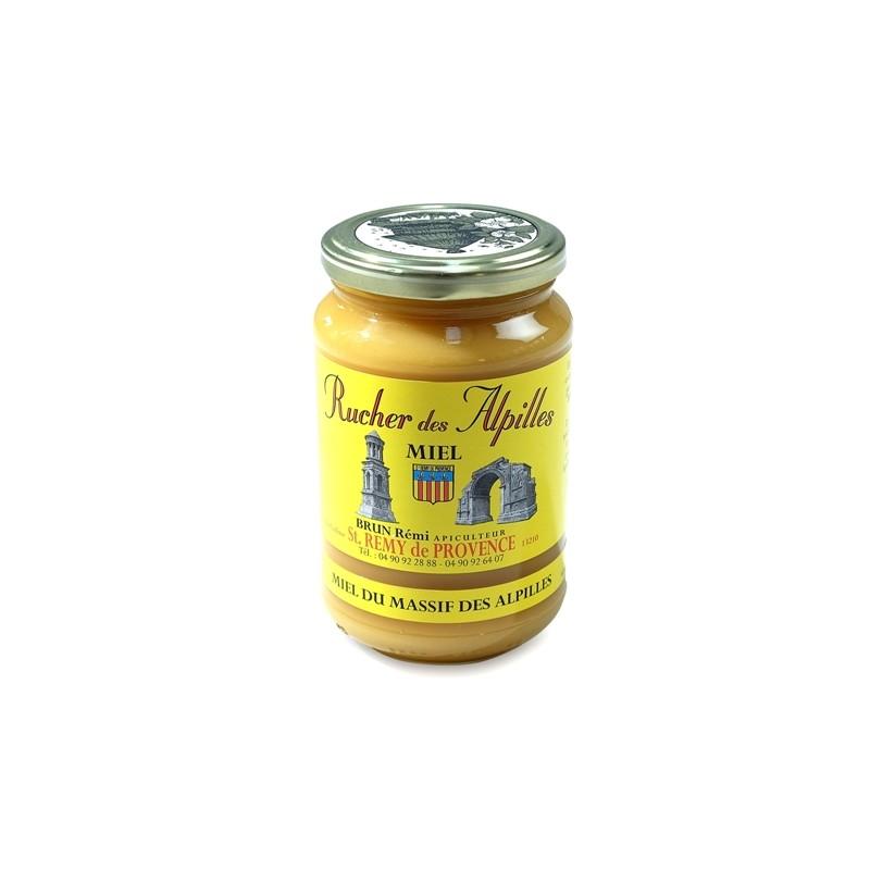 Miel du massif des alpilles 500g