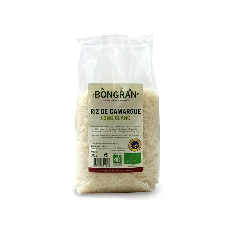 Riz long BIO de Camargue 500g
