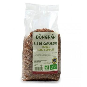 Riz rouge long complet de Camargue 500g