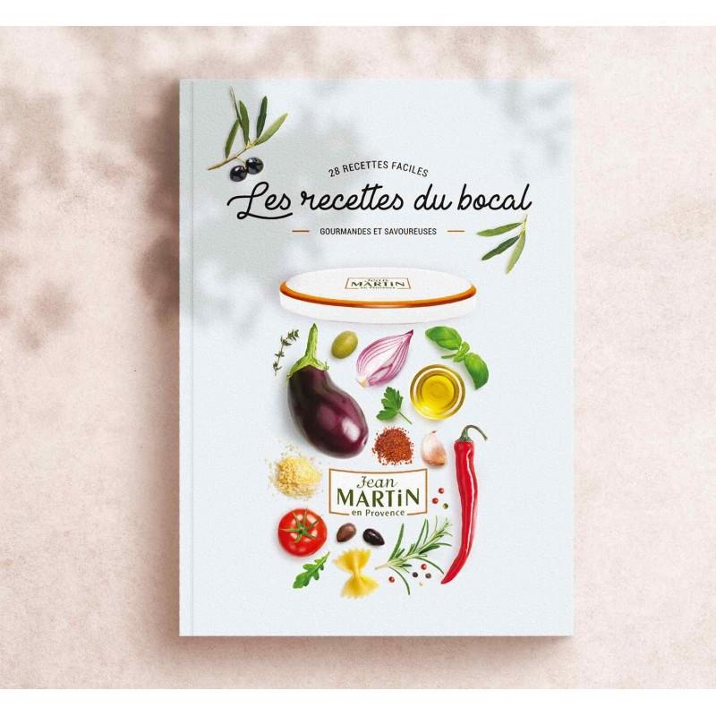 guide recettes Jean Martin couverture
