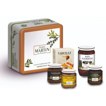 Coffret Collector Jean Martin