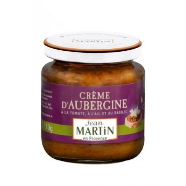 Crème d'aubergine 110g