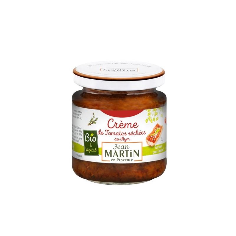 Crème de tomates séchées Bio 110g