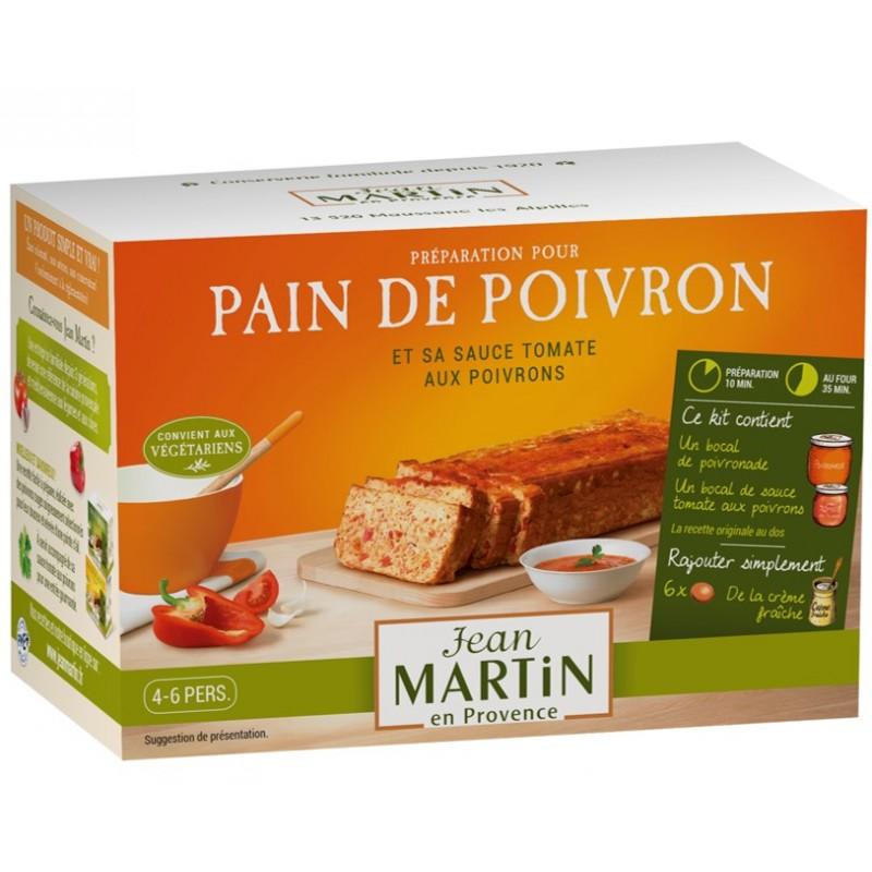 Pain de poivron