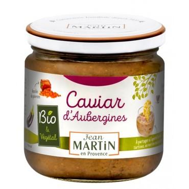 Caviar d'aubergines Bio 380g