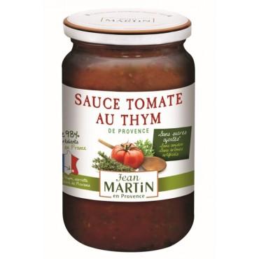 Sauce tomate au thym de Provence Jean Martin
