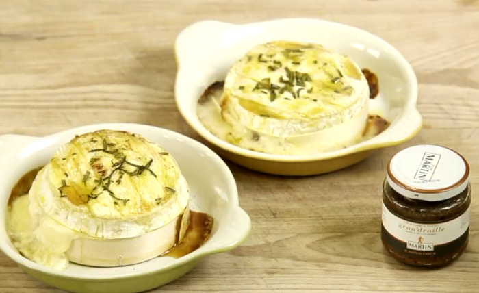 camembert roti grandraille